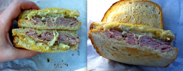 Cisco Sandwich