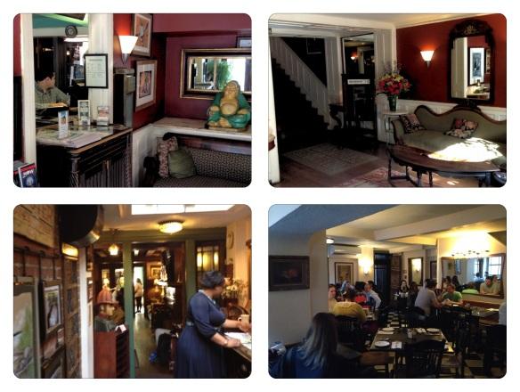 Tabard Inn and Restaurant