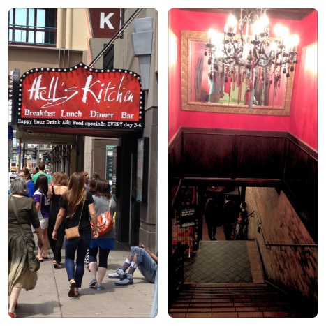 Hell's Kitchen entrance